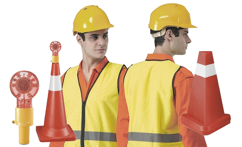 Safety Vest and Traffic